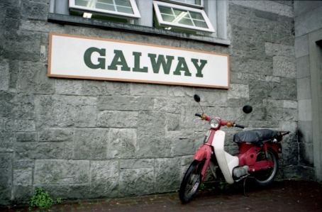 Galway Rail Station (1999)
