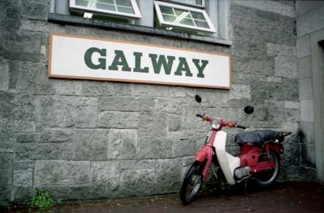 Galway Rail Station (1999)