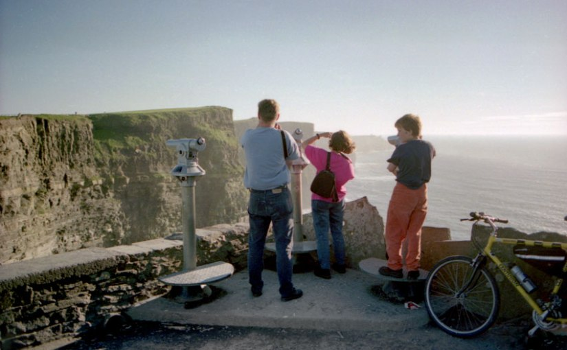 Ireland: Photos from Cliffs of Moher I